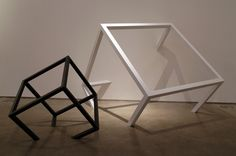 garland fielder, untitled (two cubes)