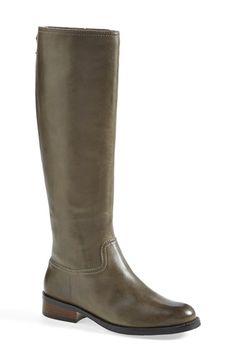 Halogen®+'Ginger'+Suede+Knee+High+Boot+(Wide