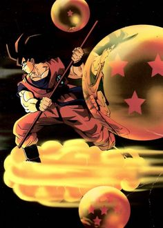 250 ilustraciones de Dragon Ball, Z, Gt, Super [Megapost]