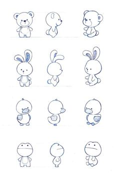 Character Design by ...