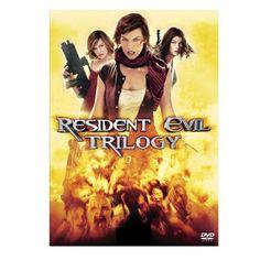 Amazon.com: Resident Evil Trilogy 1-3 $9.40