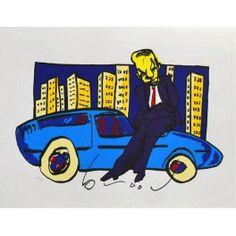 Kunstenaar : Herman Brood Titel / Omschrijving : Sharp Dressed Jaartal : 1999 Afmeting beeld 70 x 50 cm Afmeting Lijst : 77 x 57 cm Oplage : 150 Gesigneerd : Ja, hand gesigneerd Materiaal / omschrijving : Dik handgeschept papier Ingelijst : Ja Conditie : Verkeerd in goede conditie  Herman BROOD  Schilder, Muzikant, Acteur  Geboren te Zwolle in 1946, Overleden in 2001 te Amsterdam Herman Brood, bekend als Rock 'n Roll Junkie, was een alleskunner. Een groot muzikaal talent, een unieke…