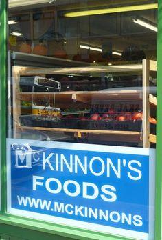 McKinnon's Foods, Davis Square