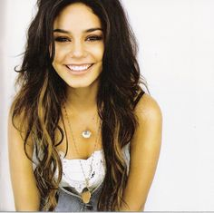 Vanessa Hudgens hair trends