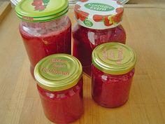 Brombeer - Pfirsich - Marmelade, ein leckeres Rezept aus der Kategorie Frühstück. Bewertungen: 6. Durchschnitt: Ø 4,1.