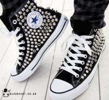Converse Chuck Taylor All Star - Metal Spike - Sole Redemption 2993b1bf3
