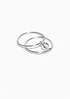 & Other Stories | Double Link Ring