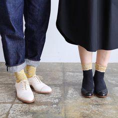 カジュアルな足元やシックな装いに、楽しい遊び心をプラスしてくれるクリボテラの靴下♬ のこり1週間をきりました!! 9月7日をもちまして《クリボテラの靴下展》が終了いたします。 店頭やお問い合わせ、駆け込みお待ちしております♡お求め逃しのございませんように☺︎ http://www.e-cloth.jp/stock.php?cat=9 #靴下#クリボテラ#KURI_BOTELLA#creer_stock #creer_event