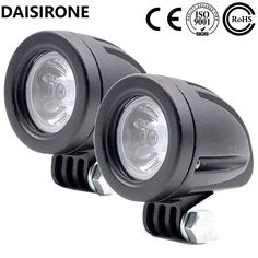 2PCS 10W 1000LM Motorcycle LED Headlight Fog Light Lamp Auxiliary Light For Automobile Car SUV Work Spot Light 12V 24V 6000K-in Headlights from Automobiles & Motorcycles on Aliexpress.com | Alibaba Group