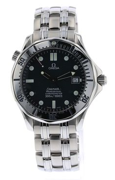 #Omega #Seamaster Automatic Blue Wave Men's #Omegawatches