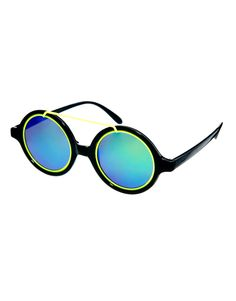 Jeepers Peepers | Jeepers Peepers Cloud Round Sunglasses at ASOS