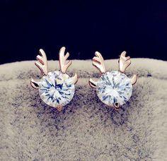 Reindeer Earrings (Christmas Special!)