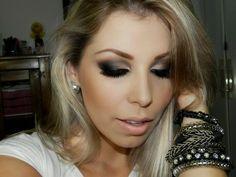 maquiagem rocker lu ferraes - Pesquisa Google
