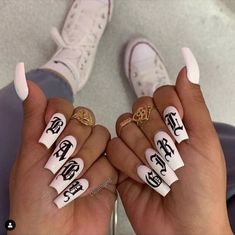 In search for some nail designs and ideas for your nails? Listed here is our list of 37 must-try coffin acrylic nails for trendy women. Glitter Nails, Gel Nails, Manicure, Coffin Nails, Pink Glitter, Bridesmaid Nails Pink, Hot Pink Nails, Fire Nails, Best Acrylic Nails