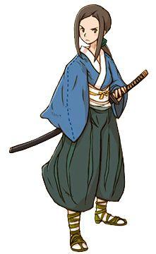 FFTA2 Hume Samurai