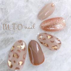 Pin on winter nails Gorgeous Nails, Pretty Nails, Japan Nail Art, Self Nail, Asian Nails, Cheetah Nails, Jugend Mode Outfits, Diva Nails, Nails Only
