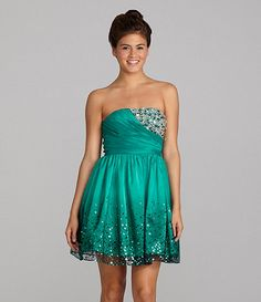 Party &amp Evening Dresses : Juniors Dresses  Dillards.com  Dance ...