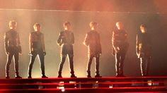 HD [FANCAM] BAP The Beginning & 'One Shot' at LOE LA 2014