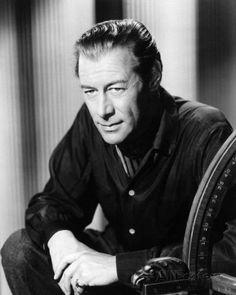 Rex Harrison Photo