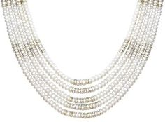 Here are 7 tips to wear pearls!!
