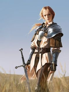 A place to share and appreciate fantasy and sci-fi art featuring reasonably portrayed women. Fantasy Warrior, Fantasy Girl, Fashion Fantasy, Chica Fantasy, Warrior Girl, Fantasy Women, Warrior Concept Art, Warrior Women, Armor Concept