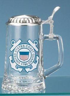 USCG    Coast Guard glass
