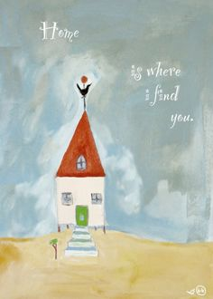 Home is where I find you by enrouge