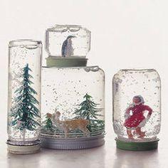 Craft an Indoor Winter Wonderland
