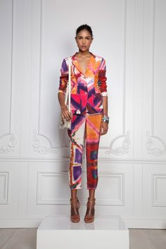 Rachel Roy Spring 2013 Ready-to-Wear Fashion Show