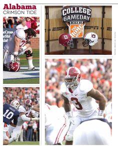 Iron Bowl Memories - Touchdown Alabama Magazine  #IronBowl #Alabama #RollTide #Bama #BuiltByBama #RTR #CrimsonTide #RammerJammer