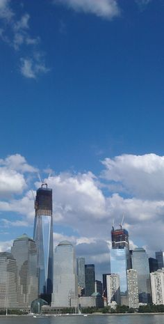 """The rise of the new """"World Trade Center"""""""