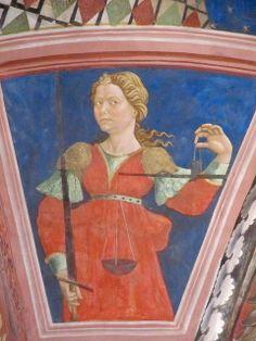 Giustizia - Basilica Cattedrale di S. Maria Assunta (Atri, TE) - Andrea Delitio - 1470/80 - photo by Andrea Carloni
