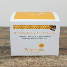 Hello Pretty Bird! - A beauty and not-so-glamorous lifestyle blog: Review | Pure Heals Propolis 80 Cream