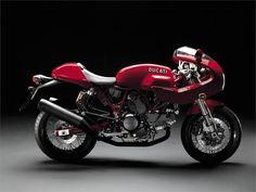 "Ducati Sportclassic Sport 1000S ""Biposto"" (2007) - 2ri.de"