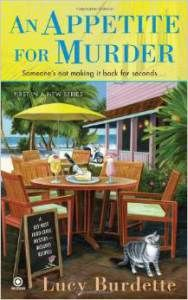 The first #KeyWest #foodie #Mystery An Appetite for Murder