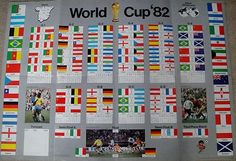 World cup 1982 fixture/s...