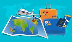 DIARIO DEL VIAJERO// Diarios de viajes, paises y continentes, Blogs de Viajes, Cuadernos y Blogs de Viajeros... International Travel Tips, Summer Books, Travel Abroad, Travel Trip, Summer Travel, Make A Donation, Vietnam Travel, Free Illustrations, Teaching English