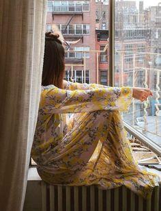 La parfaite tenue d'intérieur #2 (robe Soonsu - photo Alyssa Lau)