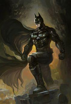 Batman from Batman: Arkham Knight