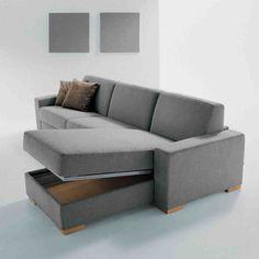 Atherton Home Manhattan Convertible Futon Sofa Bed And Lounger Sectional Beds