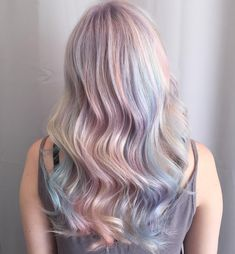 11 Pastel Hair Colors That Perfectly Ring in Spring 2018   Brit + Co