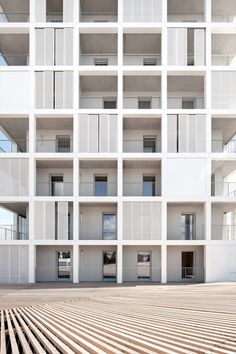 30 Social Housing Units in Nantes,© Alexandre Wasilewski