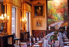 Yep!  Bill's art is good enough to hang in the Downton Abbey!