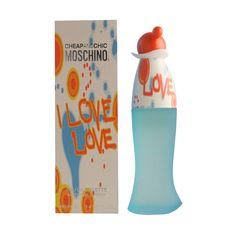 Moschino - CHEAP & CHIC I LOVE LOVE edt vapo 100 ml - http://www.pricestretcher.com/shop/moschino-cheap-chic-i-love-love-edt-vapo-100-ml-2/
