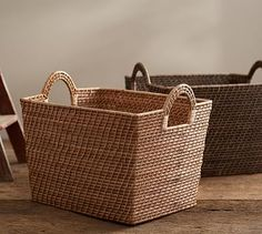 Clive Tightweave Handled Tote #potterybarn