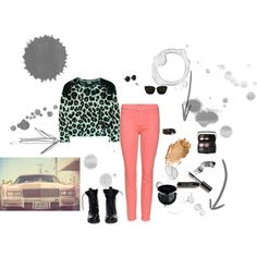 bright, created by lackey-lack on Polyvore