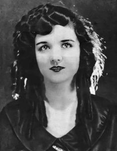 Mary Philbin - the original Christine Daae and, to be honest, one of my favorites