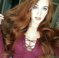 Red Haired Beauty