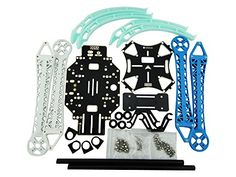 Usmile S500 PCB Quadcopter Frame Kit with Landing Gear Skid for fpv quadcopter fpv drone able to mount Gopro Gimbal F450 Upgrade Similar to F550 -- Check out this great product.Note:It is affiliate link to Amazon.
