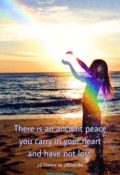 peace is yours . Favorite Quotes, Best Quotes, A Course In Miracles, Best Vibrators, Inner Peace, Blue Bird, Compassion, Peace And Love, Forgiveness
